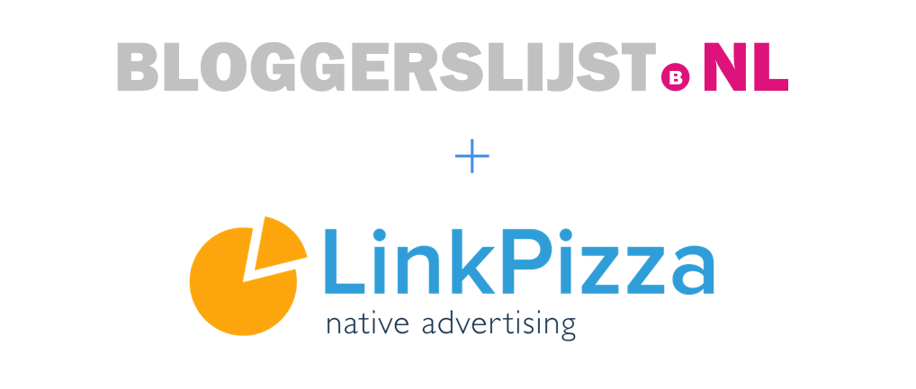 LinkPizza and Bloggerlijst join forces